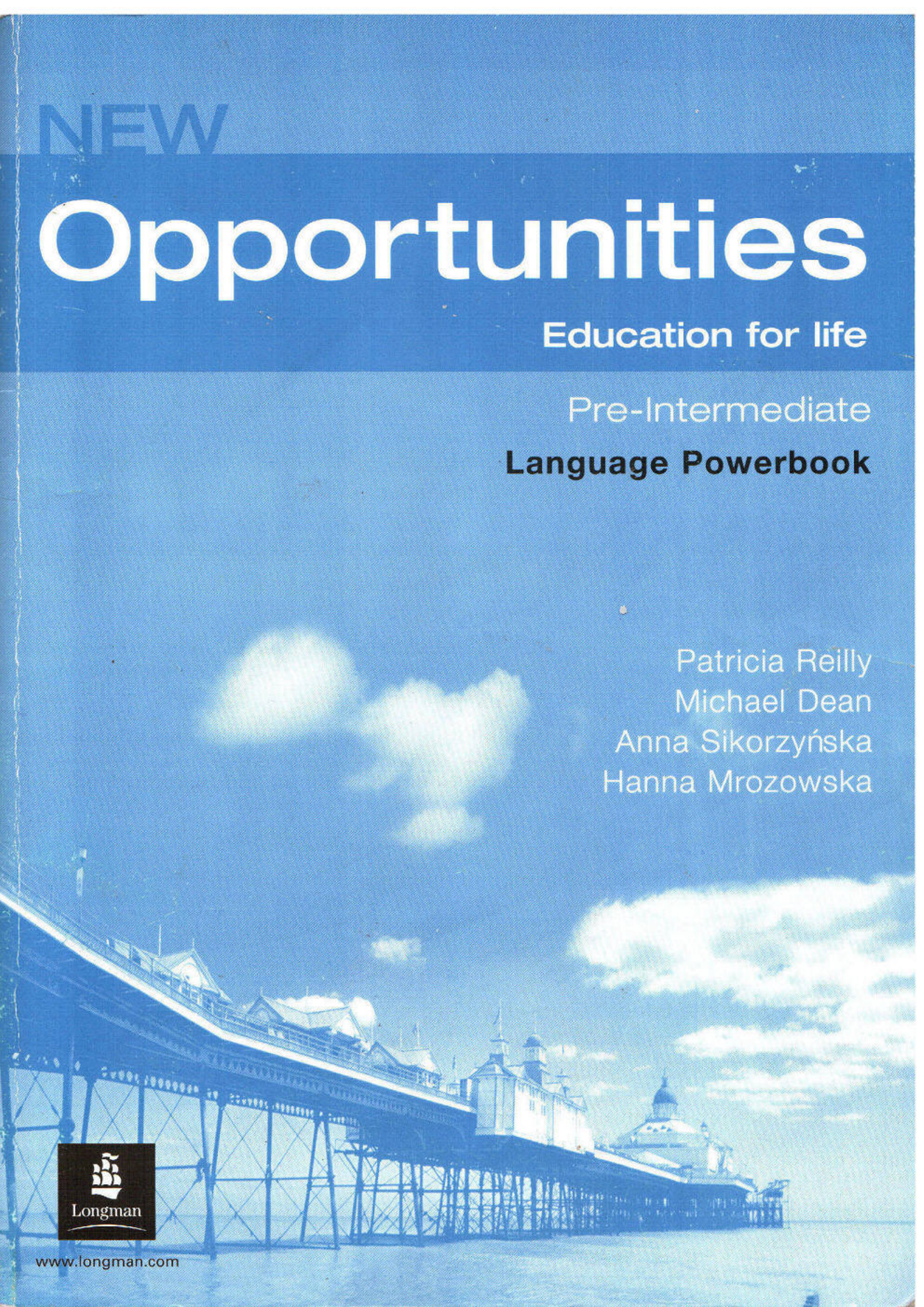 Гдз I New Opportunities Intermediate Language Powerbook